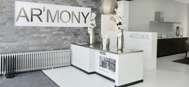 Accueil magasin Armony